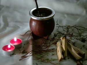 ceai palo santo